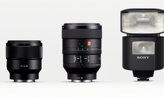 Neu von Sony: E-Mount-Objektive 100 mm F2.8 STF GM, FE 85 mm F1.8; Blitz HVL-F45RM (aktualisiert)