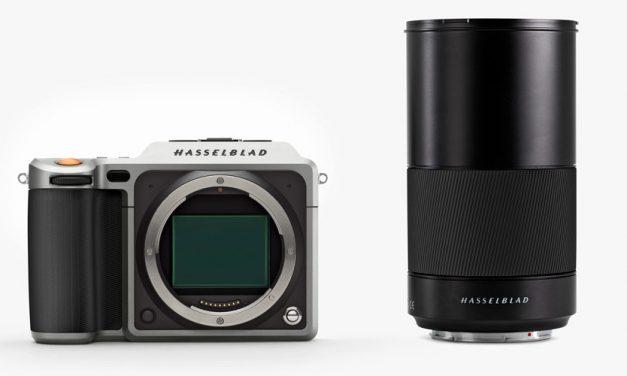Für X1D: Hasselblad bringt 120mm-Makro und drei weitere Objektive