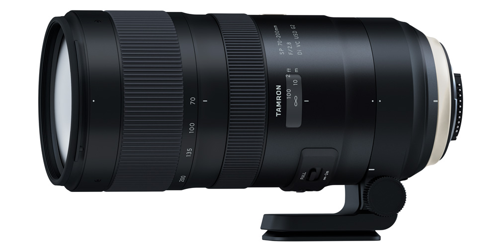 Neues SP-Design: Tamron kündigt SP 70-200mm F/2.8 Di VC USD G2 an