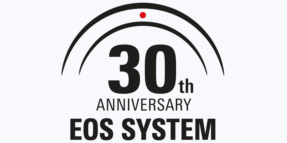 Wie die Zeit vergeht: Das Canon EOS-System wird 30