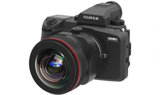 Cambo bringt Adapter für Canon-Objektiv an Fujufilm GFX 50S