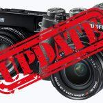 Fujifilm kündigt umfangreiche Firmware-Updates für X-T2 und X-Pro2 an
