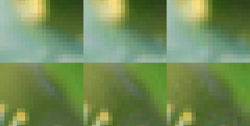 Google Guetzli reduziert Speicherbedarf von JPEG-Bildern um ein Drittel