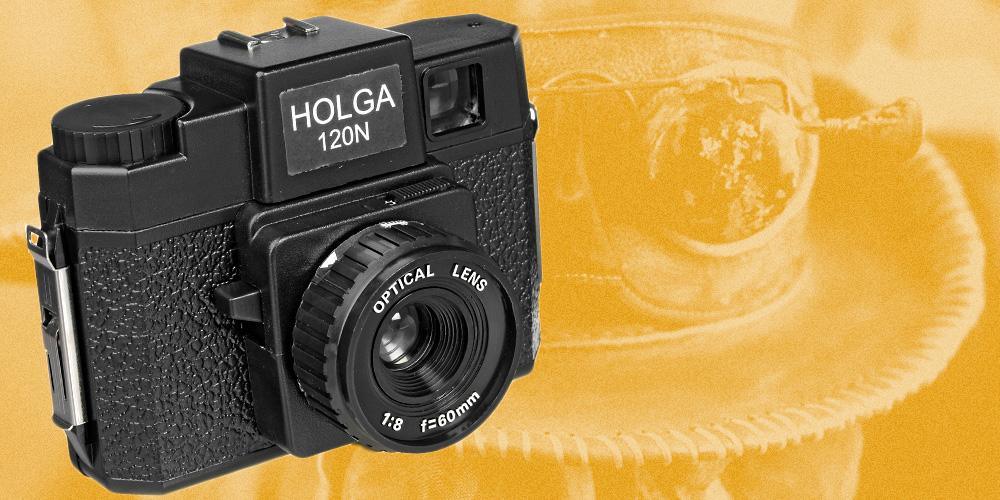 Legendäre Holga 120N ist bald wieder zu haben