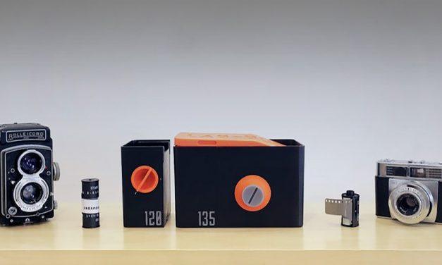 Lab-Box: Entwicklungsdose für unterwegs