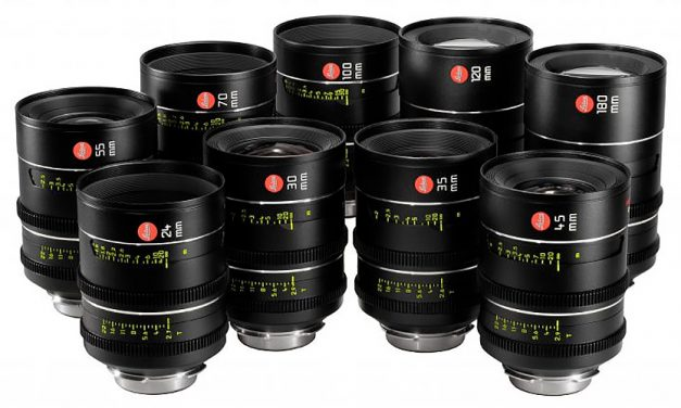 Leica Thalia: Neun neue Cine-Objektive vorgestellt