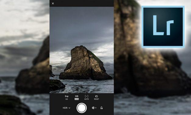 Lightroom mobile nimmt jetzt HDR-Bilder im RAW-Format auf