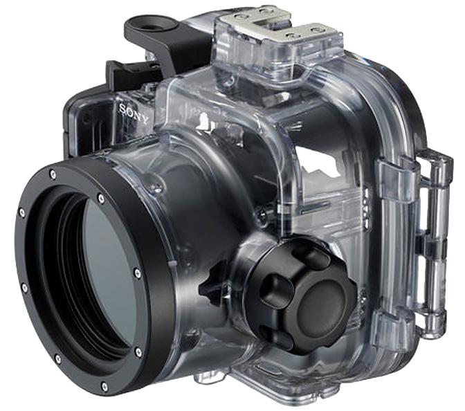 Unterwassergehäuse MPK-URX100A