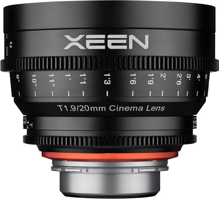 XEEN 20mm /T1.9