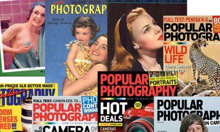 """<span class=""""dquo"""">""""</span>Popular Photography"""" stellt nach 80 Jahren ihr Erscheinen ein"""
