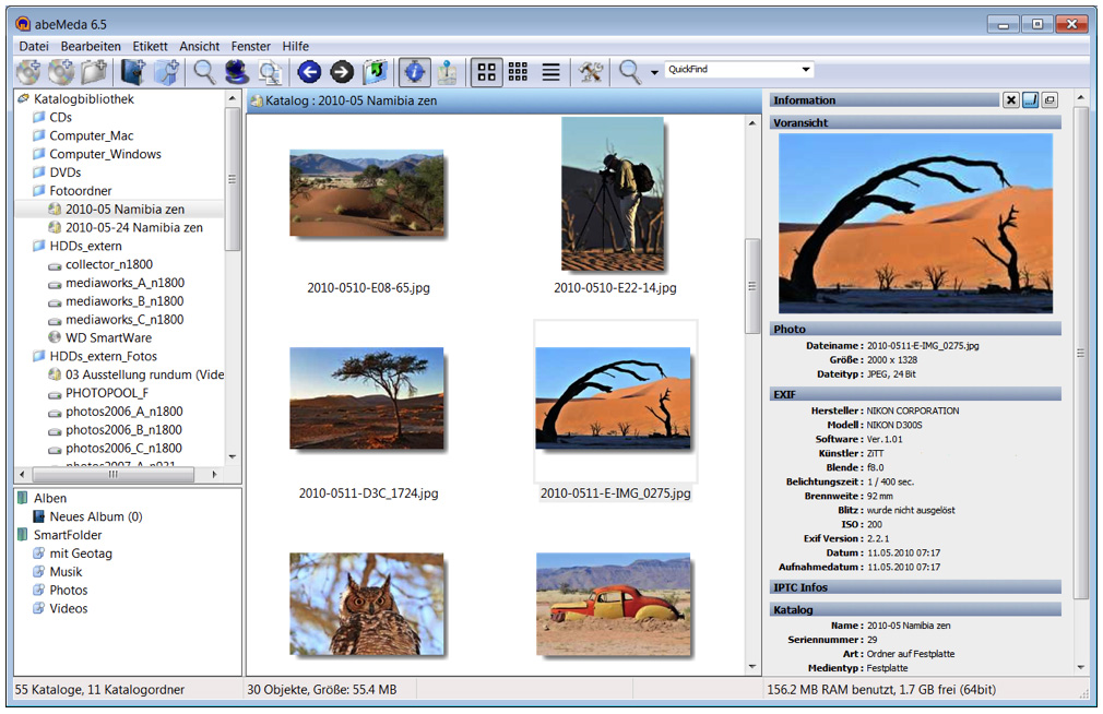 AbeMeda 7 Screenshot