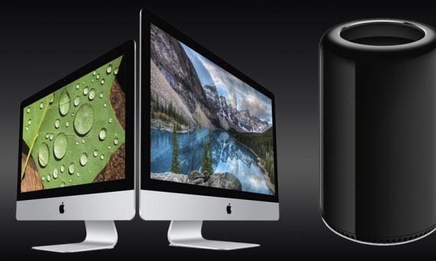 Neuer iMac und Mac Pro kommen – aber erst 2018