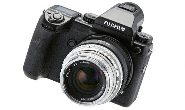 Novoflex bringt Objektivadapter für Fujifilm GFX 50s