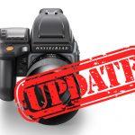 Firmware-Update: Hasselblad erweitert Funktionsumfang der H6D