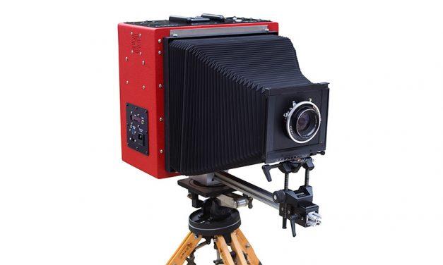 LargeSense LS911: Digitale Großformatkamera ist fertig und kann ab sofort bestellt werden
