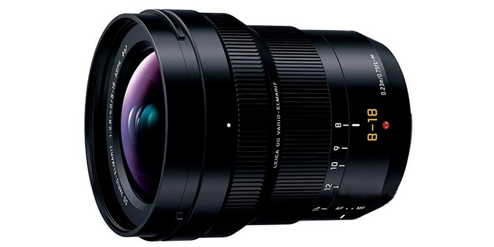 Panasonic präsentiert Weitwinkelzoom Leica DG Vario Elmarit 8–18mm f/2.8 – 4 ASPH