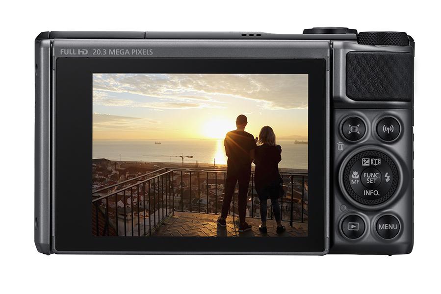 PowerShot SX730 HS BK BCK
