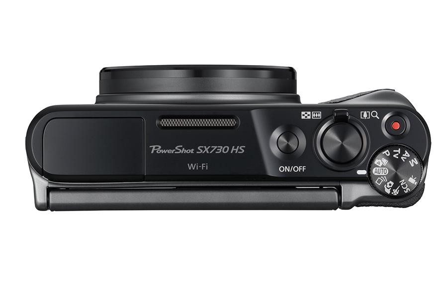PowerShot SX730 HS BK TOP