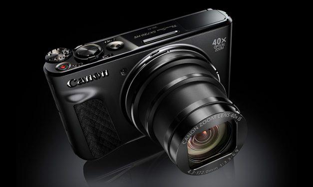Canon präsentiert kompakten Superzoomer PowerShot SX730 HS