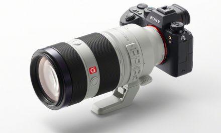 Sony bringt FE 100-400mm F4.5-5.6 GM OSS