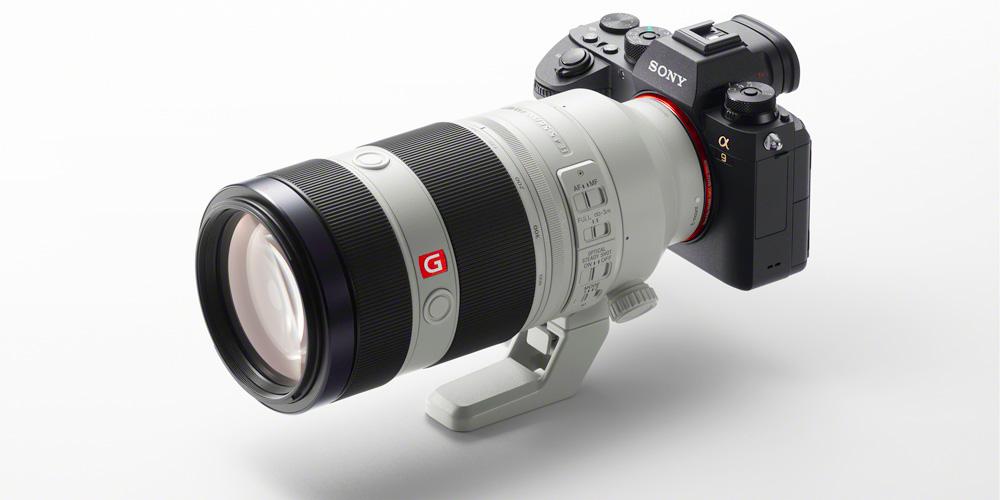 Sony bringt FE 100–400mm F4.5–5.6 GM OSS