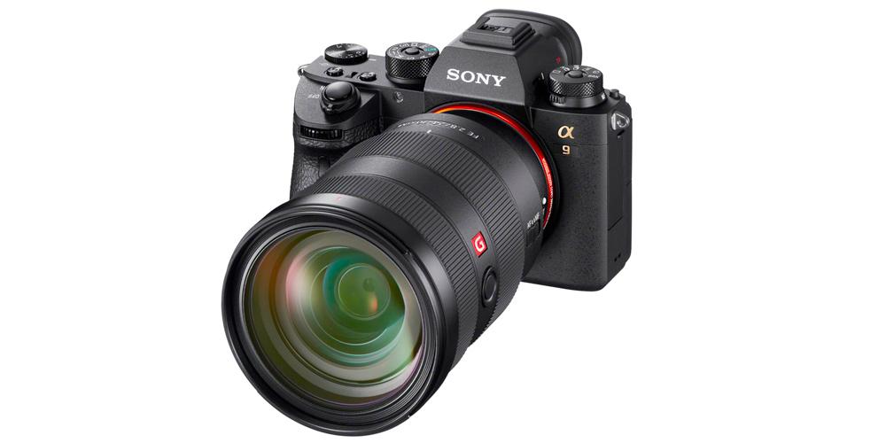 Spiegellose Sportskanone: Sony präsentiert Alpha 9