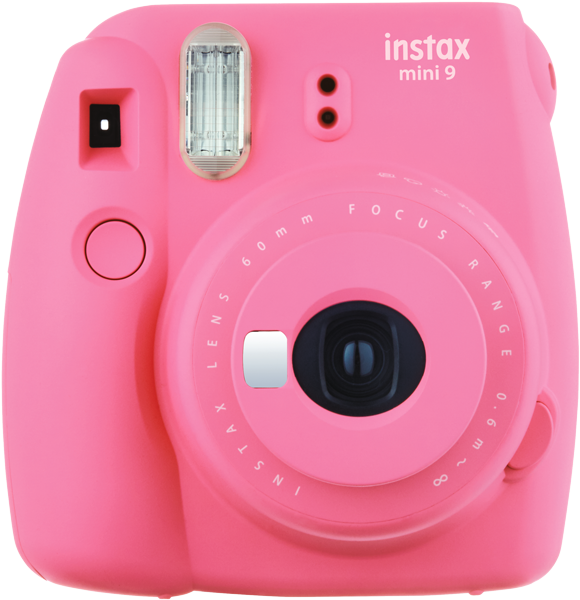 instax mini 9 FLAMINGHO_PINK