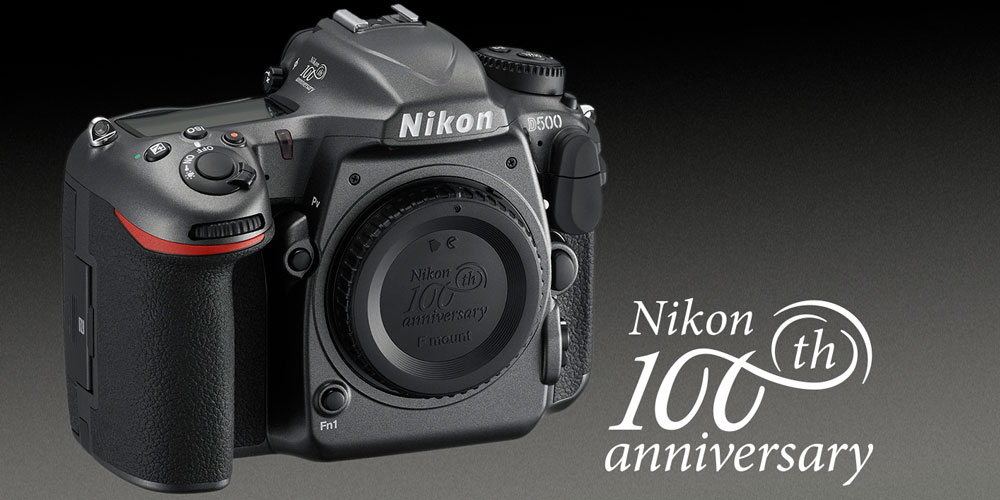Nikon wird 100 und feiert mit Jubiläumsmodellen
