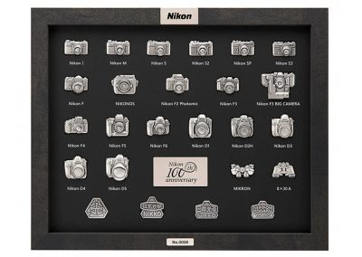nikon_100th_anniversary_commemorative_model_pinbadge_set