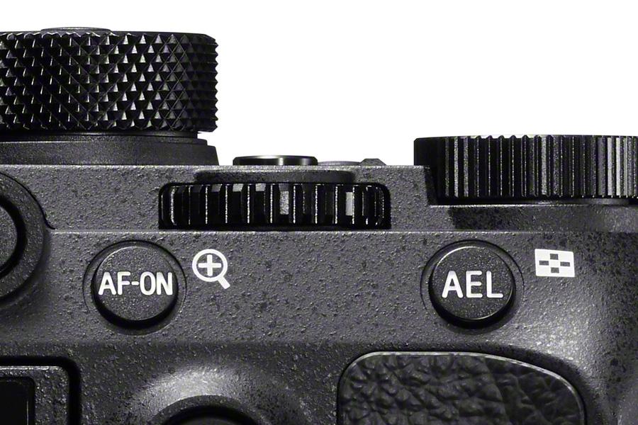 Alpha 9 AF-Taster