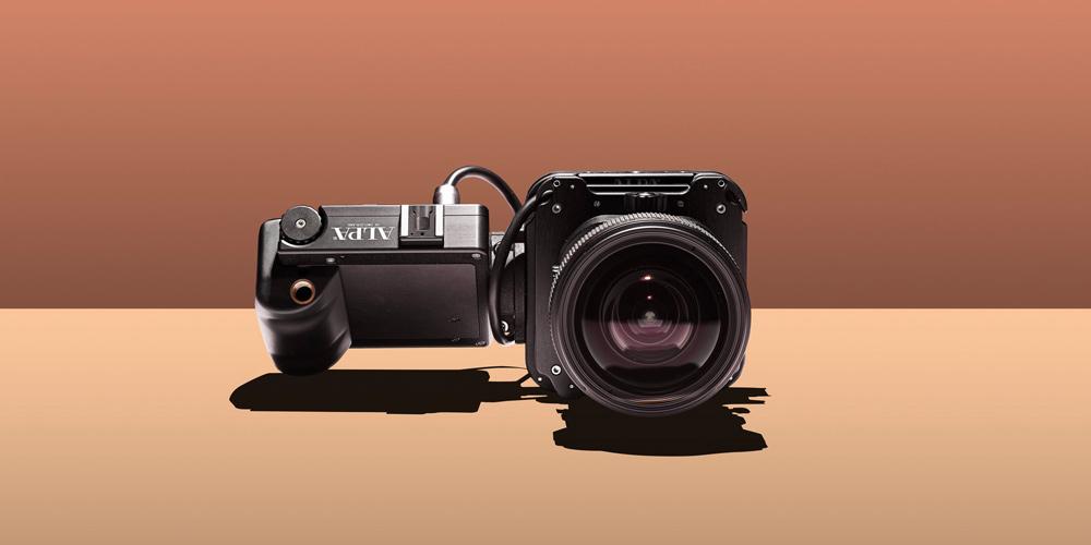Alpa Silex: Steuereinheit für modulare Alpha-Kamera vorgestellt