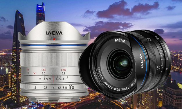 Venus Optics bringt Laowa 7,5mm f/2.0 für Micro Four Thirds