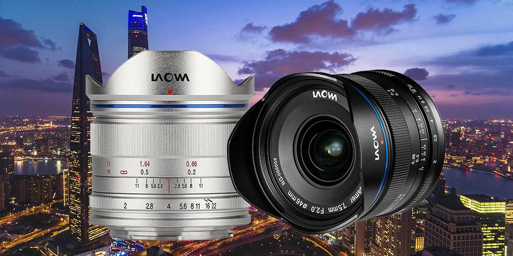 Venus Optics bringt Laowa 7,5mm f/2.0 für Micro Four Thirds