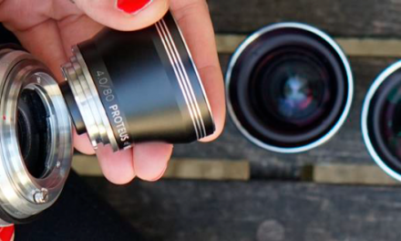 Neptune Convertible Art Lens System: Lomography bringt modulare Objektive
