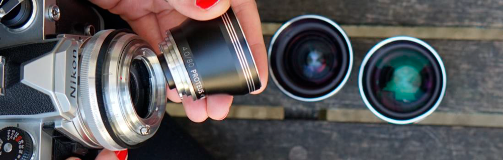 Neptune Convertible Art Lens System: Lomography bringt modulare Objektive