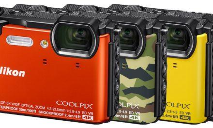 Nikon stellt Outdoor-Kamera Coolpix W300 vor