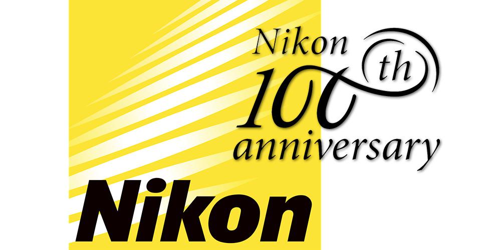 Nikon wird 100: Cashback und Garantieverlängerung zum Jubiläum