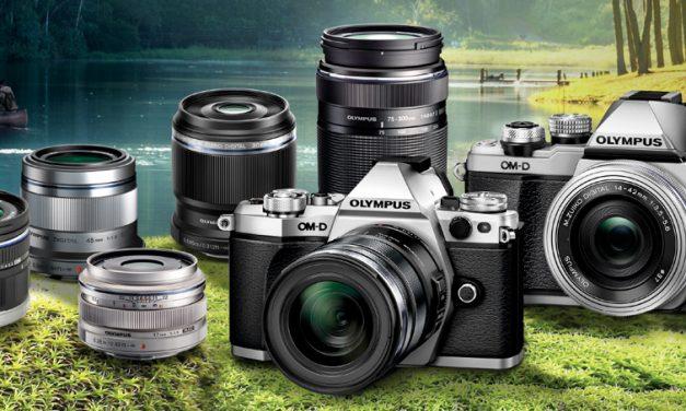 Sommeraktion von Olympus: Geld zurück beim Kauf von Kameras und Objektiven