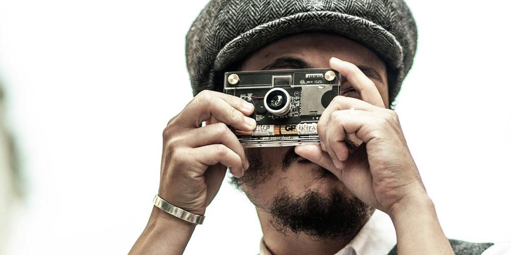Paper Shoot Croz: Rudimentäre Digitalkamera
