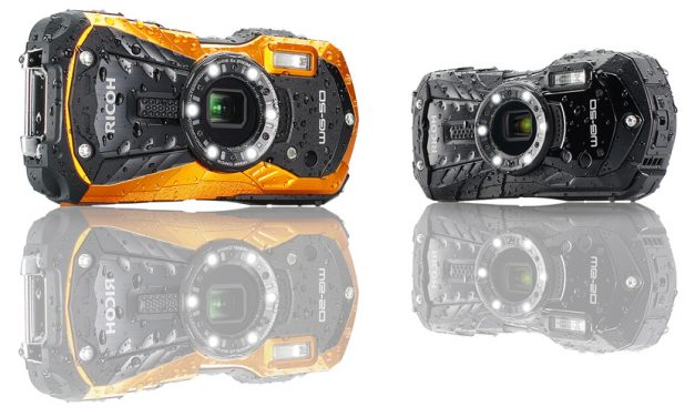 Ricoh WG-50: Robuste Outdoor-Kamera mit 5fach-Zoom