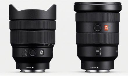 Neu für Sony E-Mount: Weitwinkel-Zooms FE 16–35/F2.8 GM und FE 12–24/F4 G