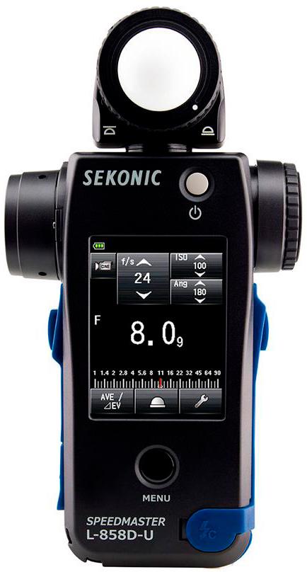 Sekonic Speedmaster L-858D