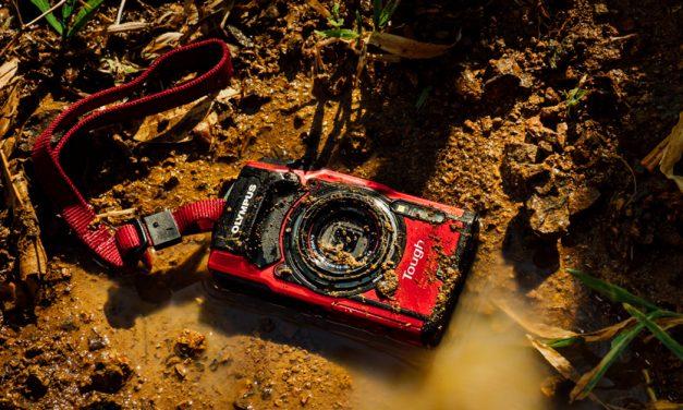Neu von Olympus: Outdoor-Kamera Tough TG-5