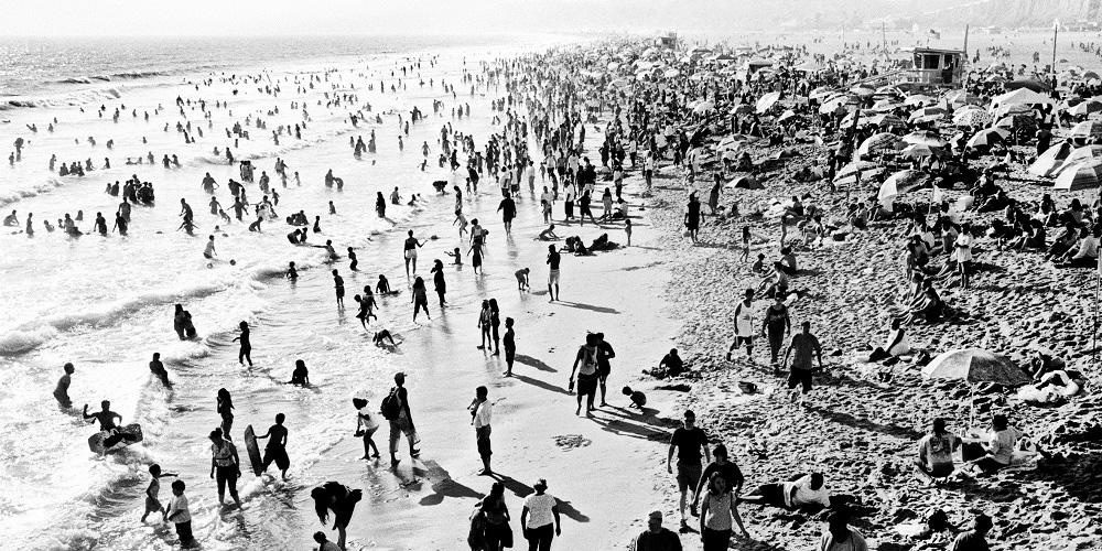 Ausstellung: Schwarzweiß-Fotografien des kalifornischen Fotografen Jesse Diamond in der Leica Galerie Wetzlar