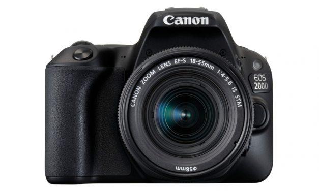 Neu von Canon: Einsteiger-DSLR EOS 200D