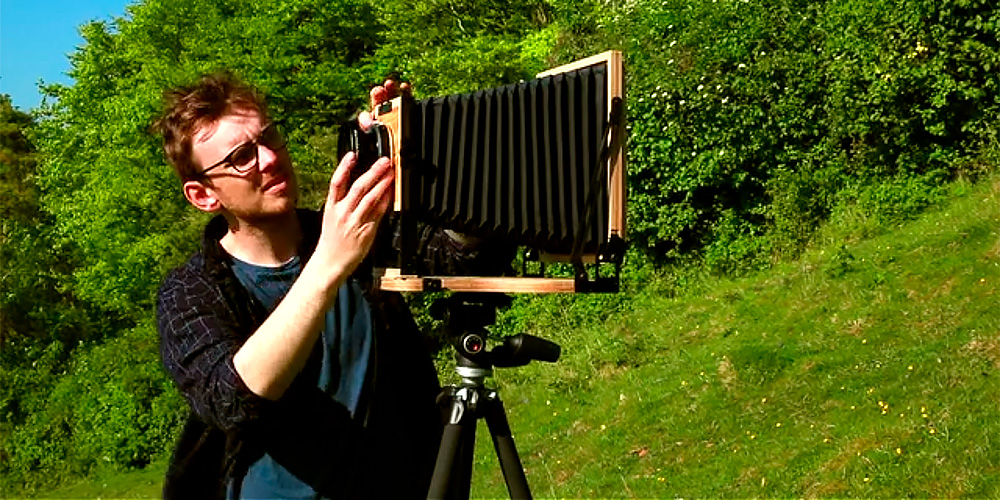 Intrepid 8×10 Camera: Bezahlbare Großformatkamera