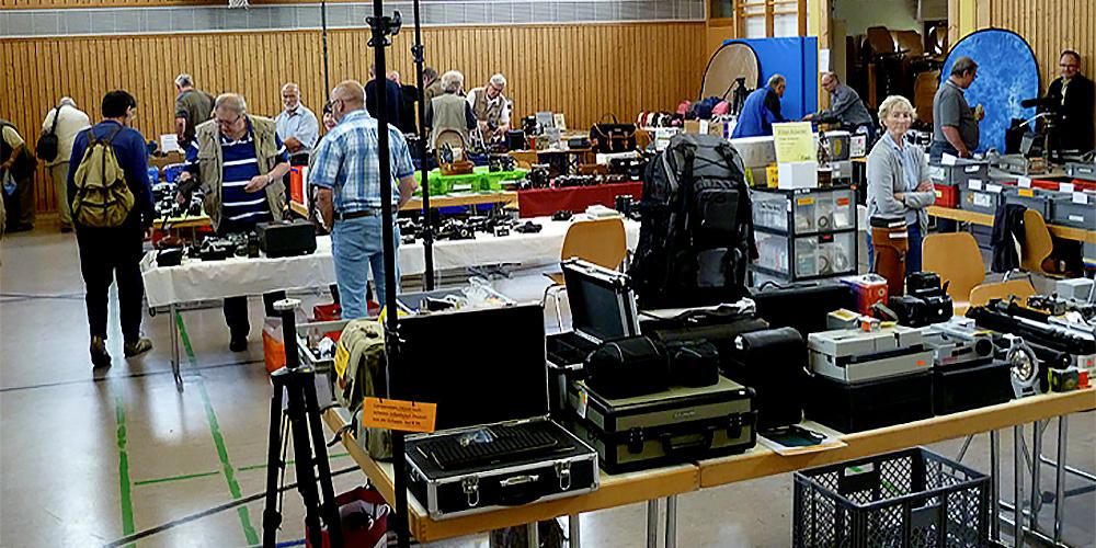 Deutsches Kameramuseum lädt ein zu den Plecher Fototagen 2017