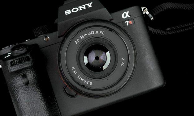 Samyang präsentiert 35mm f/2.8 FE für Sony E-Mount