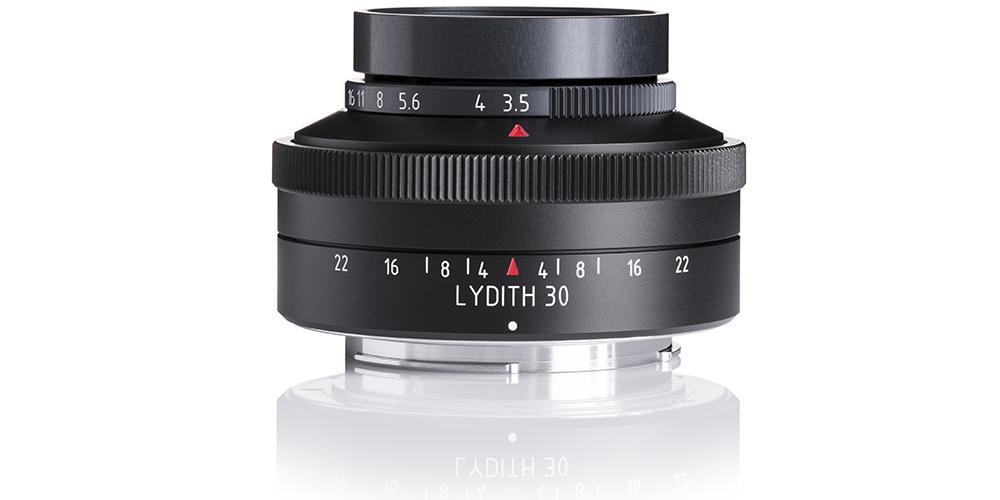 Meyer-Optik-Görlitz bringt Lydith 30 f3.5