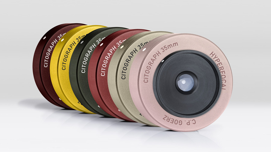 C.P. Goerz Citograph 35 Farben